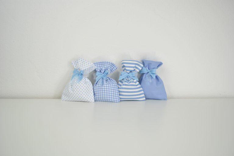 sacchetti confetti bambino